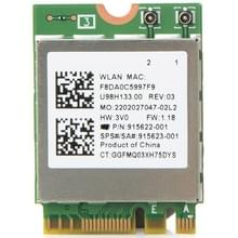RTL8822BE Dual Band AC 433M-Card Bluetooth 4.0 draadloos netwerkadapter netwerkadapterkaart voor Dell / ASUS / Toshiba / Sony / Acer