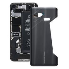 Achtercover voor ASUS ROG Phone ZS600KL Z01QD (zwart)