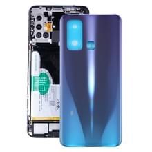 Batterij achterkant voor Vivo Z6 5G(Blauw)