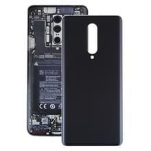 Batterij achterkant voor OnePlus 8 (Zwart)