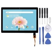 LCD-scherm en digitizer volledige assemblage voor Lenovo Tab M10 HD TB-X505 X505F TB-X505L X505 (Zwart)