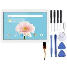 LCD-scherm en digitizer volledige assemblage voor Lenovo Tab M10 HD TB-X505 X505F TB-X505L X505 (wit)