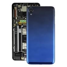 Batterij back cover met zijtoetsen voor Asus Zenfone Live (L2)(Blauw)