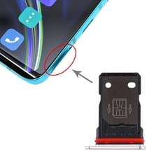 Originele SIM-kaartlade + SIM-kaartlade voor OnePlus 8 (Zilver)