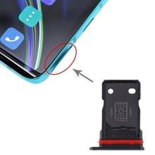 Originele simkaartlade voor OnePlus 8 (Zwart)