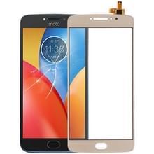 Touch panel voor Motorola Moto E4 plus (goud)