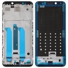 Huisvesting LCD Frame Bezel voor Xiaomi Redmi 5 Plus(Black) voorzijde