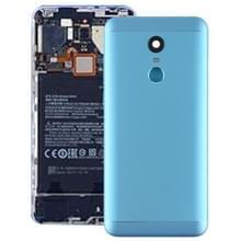 Achtercover met camera lens & Zijkleutels voor Xiaomi Redmi 5 plus (blauw)