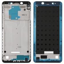 Voorste behuizing LCD Frame Bezel voor Xiaomi Redmi opmerking 5(Black)