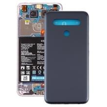 Batterij achterkant voor LG Q61 (Zwart)