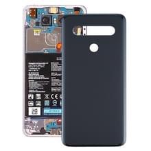 Batterij achterkant voor LG Q51 / LM-Q510N (Zwart)