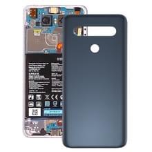 Batterij achterkant voor LG Q51 / LM-Q510N(Grijs)