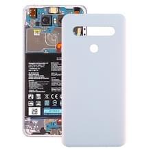 Batterij achterkant voor LG Q51 / LM-Q510N(Wit)