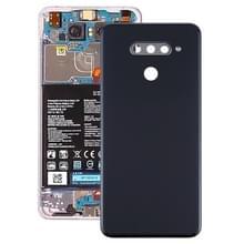 Batterij achterkant voor LG Q60 2019 / X6 2019 / X525ZA X525BAW X525HA X525ZAW LMX625N X625N X525 (Zwart)