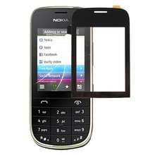 Touch paneel voor Nokia Asha 202(Black)