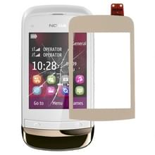 Touch panel voor Nokia C2 (goud)