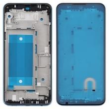 Middle Frame Bezel Plate voor LG Q60 2019 / X6 2019 / X525BAW / X525ZA / X525HA / X525ZAW / LMX625N / X625N / X525 (Blauw)