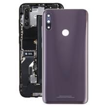 Batterij achtercover met camera lens & Zijkleutels voor ASUS Zenfone Max Pro (m2) ZB631KL