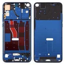 Front behuizing LCD frame bezel plaat met Zijkleutels voor Huawei Honor V20 (Honor View 20) (blauw)