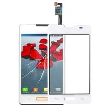 Touch Panel voor LG Optimus L4 II / E440(White)