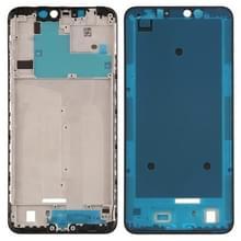 Middelste frame bezel plaat voor Xiaomi Redmi opmerking 6 Pro (zwart)