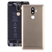 Batterij achtercover voor Lenovo K8 Note (goud)