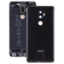 Battery back cover voor Lenovo plus (zwart)
