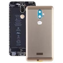 Batterij achtercover voor Lenovo K8 plus (goud)