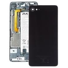Battery back cover voor Lenovo ZUK Z2 (zwart)