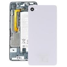 Batterij achtercover voor Lenovo ZUK Z2 (wit)