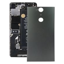 Achterste schutblad voor Sony Xperia XA2 Plus(Black)