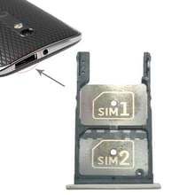 2 SIM-kaarthouder + Micro SD Card lade voor Motorola Moto X Play / XT1565