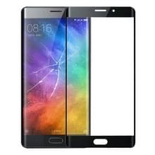 Voorste scherm buitenste glaslens voor Xiaomi Note 2(Black)