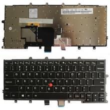 Amerikaanse versie Engels Laptop toetsenbord met wijzen stokken voor Lenovo IBM Thinkpad X240 / X240S / X250 / X260 / X230S / X270