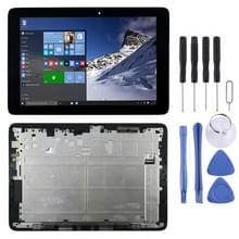 LCD-scherm en digitizer volledige assemblage met frame voor ASUS transformator boek T100H T100HA T100HA-FU006T (zwart)