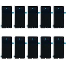 10 stuks LCD digitizer terug zelfklevende stickers voor Huawei P30
