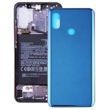 Achtercover voor Xiaomi Mi 8 (blauw)