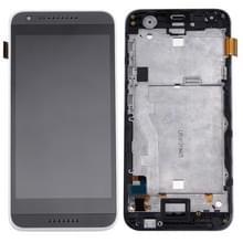Originele LCD-scherm en Digitizer met Frame voor HTC Desire 620(Black)