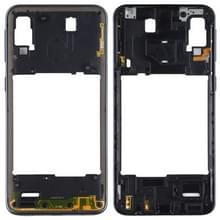 Zwarte behuizing frame voor Galaxy A40