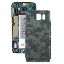 Batterij back cover voor Galaxy S7 Active (camouflage)