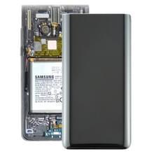 Batterij achtercover voor Galaxy A80 (zwart)