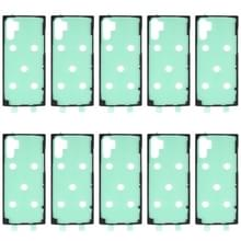 10 PCS Back Housing Cover Lijm voor Samsung Galaxy Note10