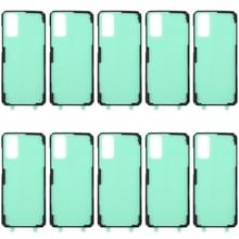 10 PCS Back Housing Cover Lijm voor Samsung Galaxy S20