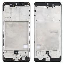 Front Housing LCD Frame Bezel Plate voor Samsung Galaxy A41