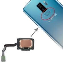 Vingerafdruk sensor Flex kabel voor Galaxy S9/S9 PLUS (goud)