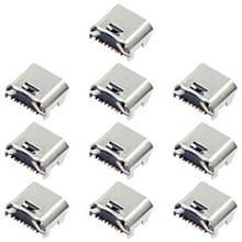 10 stuks opladen poort connector voor Galaxy tab 3 lite 7  0 T110 T111 SM-T110 SM-T111