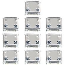10 stuks opladen poort connector voor Galaxy Nexus I9250 I9103 S5360 S5330 S3850 W999 I559