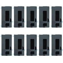 10 stuks LCD digitizer terug zelfklevende stickers voor Galaxy Note9