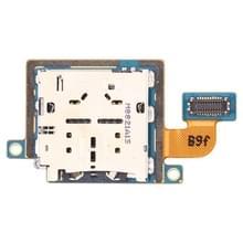 SIM-kaarthouder socket Flex kabel voor Galaxy tab S4 10 5 T835/T830