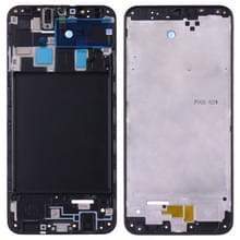 Front behuizing LCD frame bezel plaat voor Galaxy A20 SM-A205F/DS  A205FN  A205GN/DS  A205YN  A205G/DS (zwart)
